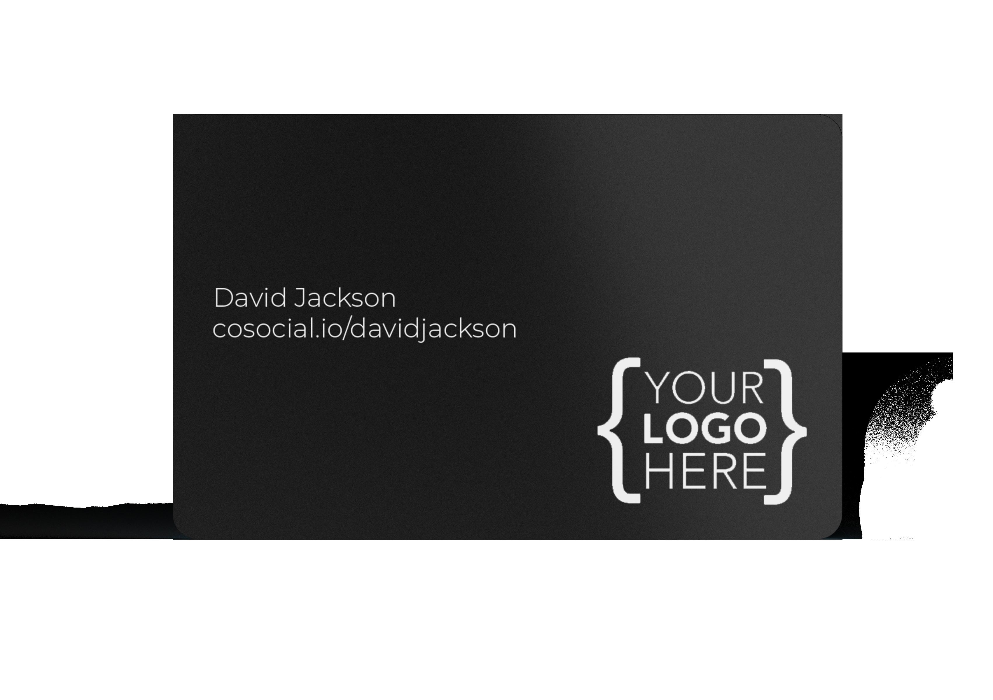 cosocial demo enterprise card